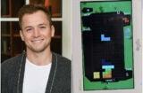 Taron Egerton Tetris