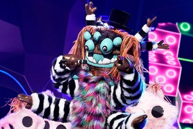 The Masked Singer Squiggly Monster Bob Saget