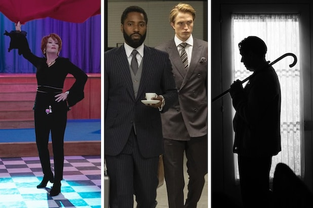 Oscars: 10 Films That Could Dominate in Below-the-Line Categories, From 'Tenet' to 'The Midnight Sky'