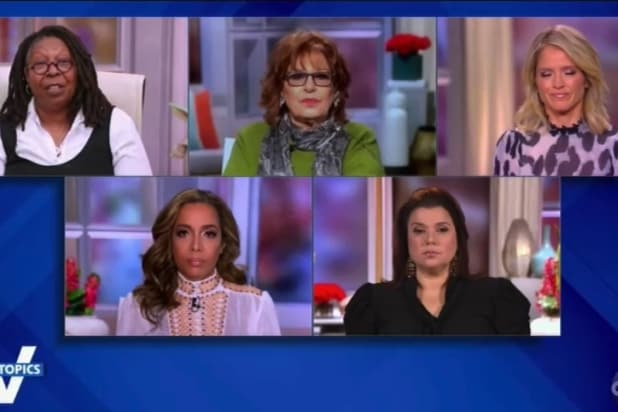 'The View' Roasts Republicans for Silence About Trump: 'How Do You Sleep at Night?' (Video)
