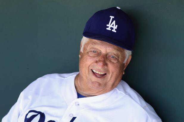 Tommy Lasorda Dodgers