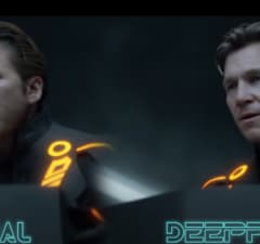 Tron: Legacy 10th anniversary deepfakes