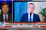 Tucker Carlson Panicked Over Facebook, Google 'Censorship Cartel'