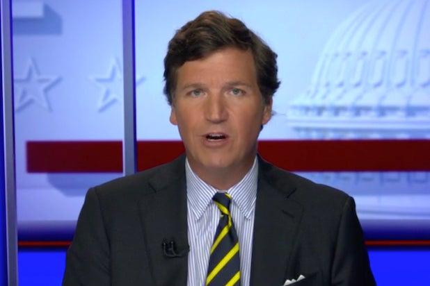 Tucker Carlson election night 2020