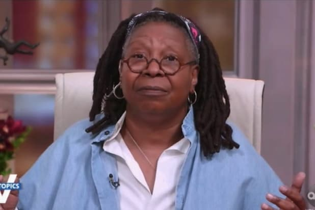 Whoopi Goldberg Blames Trump for Spike in COVID Deaths: 'This Blood Is on His Hands' (Video)