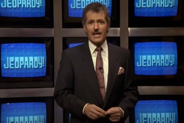 This Classic Alex Trebek 'Cheers' Cameo Will Leave You in Stitches (Video)