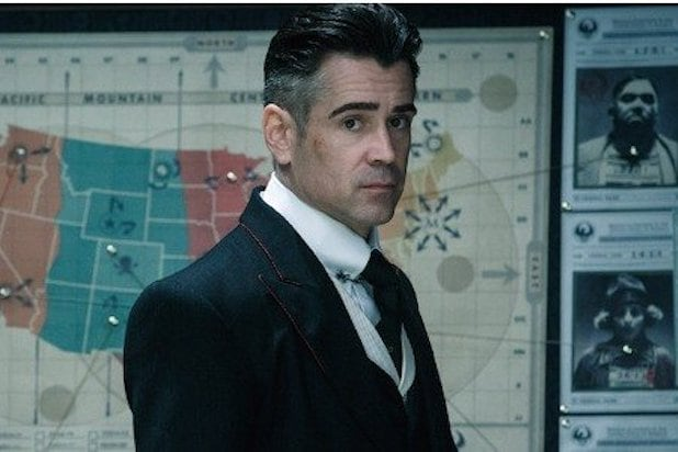 Colin Farrell Fantastic Beasts