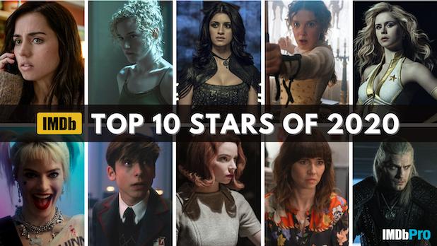 imdb top stars 2020