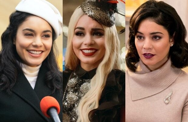 The Christmas Switch Cast 2021 Vanessa Hudgens Won T Play A 4th Character In Princess Switch 3