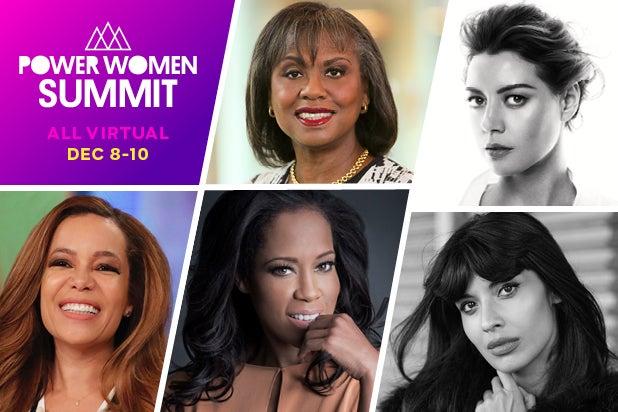WrapWomen's Third Annual Power Women Summit Kicks Off Today With Anita Hill, Aubrey Plaza, Sunny Hostin and More