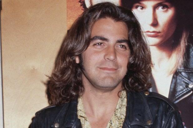 1989 George Clooney