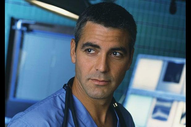 1994 George Clooney ER