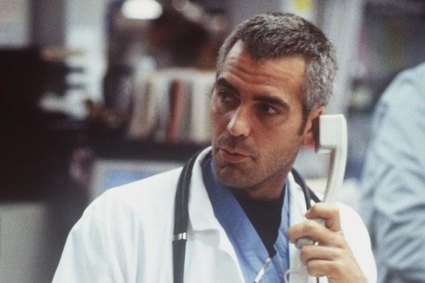 1998 George Clooney ER