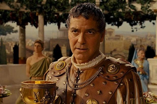 2016 George Clooney Hail Caesar!