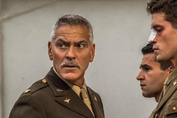 2019 George Clooney catch 22