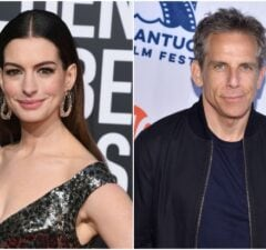 Anne Hathaway Ben Stiller Lockdown