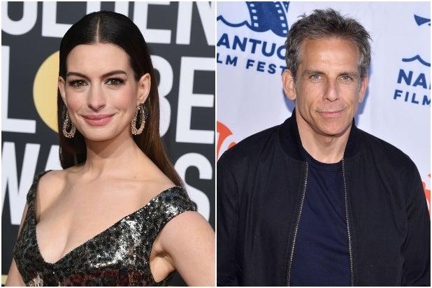 Anne Hathaway Ben Stiller Lockdown
