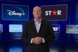 Bob Chapek as Disney Investor Day