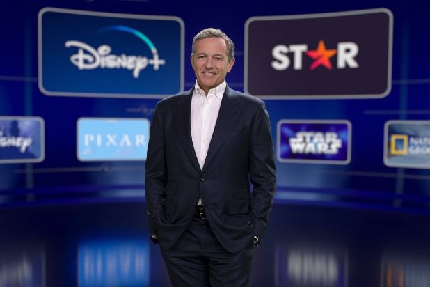 Bob Iger at Disney Investor Day