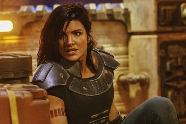 Cara Dune gina carano Rangers of the New Republic The Mandalorian