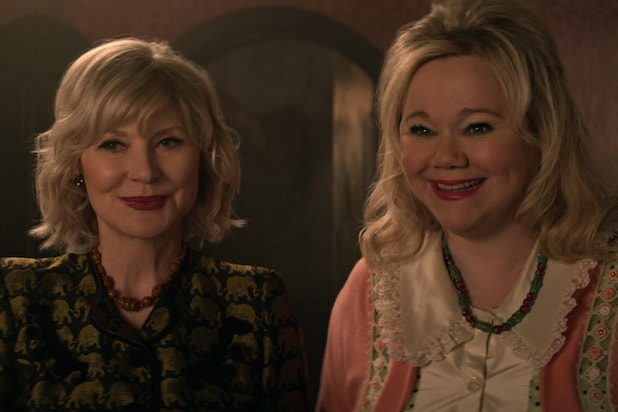Chilling Adventures of Sabrina Aunt Hilda Aunt Zelda