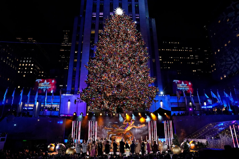 Christmas in Rockefeller Center - Season 2019