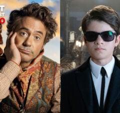 Dolittle Robert Downey Jr Artemis Fowl