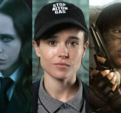 Evolution of Elliot Page Umbrella Academy Beyond Two Souls