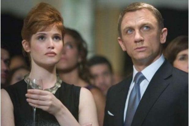 Gemma Arterton James Bond quantum of solace
