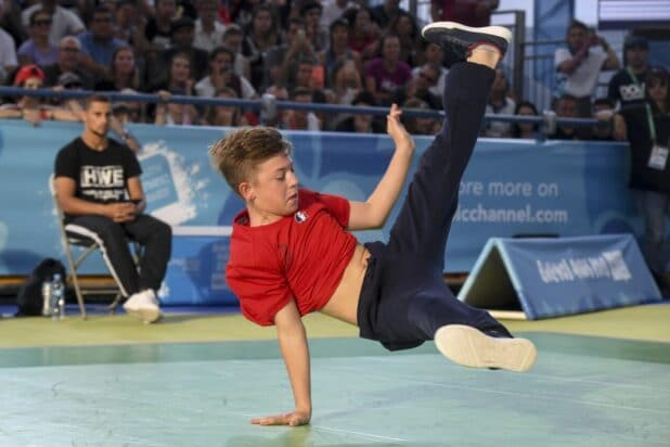 Breakdancing Is Now an Olympic Sport and Everyone's Confused: 'The World is Bonkers' thumbnail