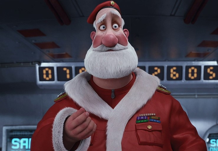 Jim Broadbent Arthur Christmas