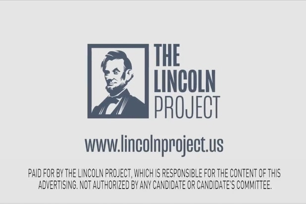 Lincoln Project ad