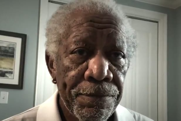 Morgan Freeman, Amy Schumer and Other A-Listers Slam...