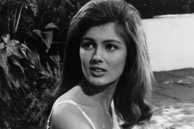 Pamela Tiffin In 'Harper'