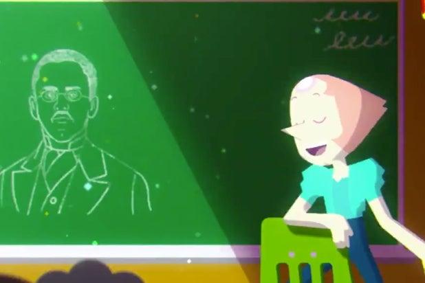 Cartoon Network Steven Universe PSA