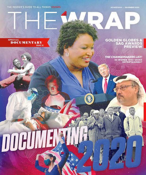 TheWrap Magazine Oscars Documentary Issue