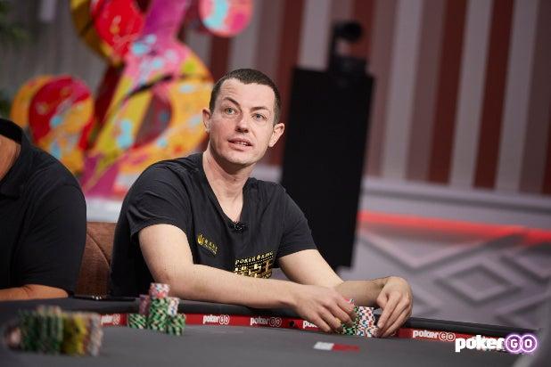 "Tom Dwan on ""High Stakes Poker"""