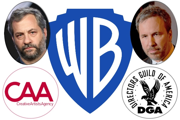 Warner Bros Judd Apatow Denis Villeneuve