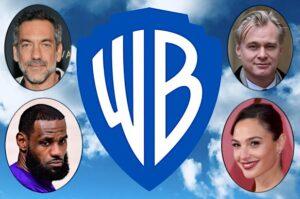 Warner Bros Todd Phillips Christopher Nolan LeBron James Gal Gadot