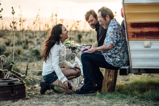 Wander April Mullen Aaron Eckhart Tommy Lee Jones