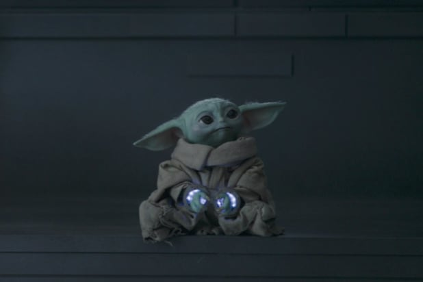 did baby yoda just get written off the mandalorian