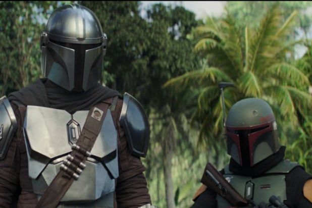 did the mandalorioan just announce a new spinoff show the book of boba fett star wars