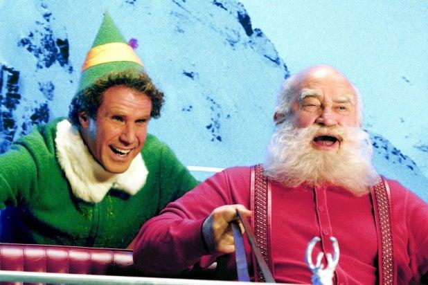 Ed Asner Elf