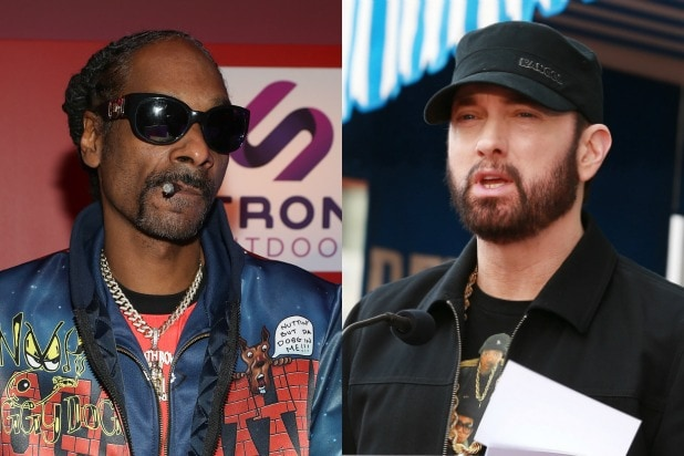 eminem snoop dogg