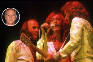 frank marshall barry gibb bee gees