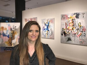 <br>Ash Almonte<br><br>ARTIST