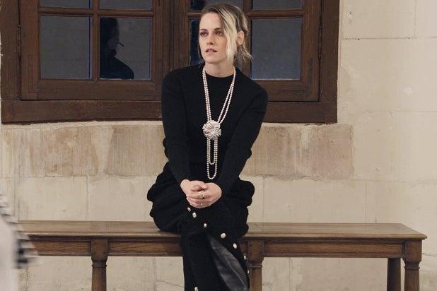 Kristen Stewart Chanel Fashion
