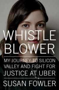 WHISTLEBLOWER by Susan Fowler