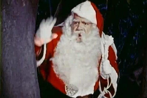 Jose Elias Moreno Santa Claus