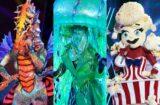 masked singer seahorse popcorn jellyfish